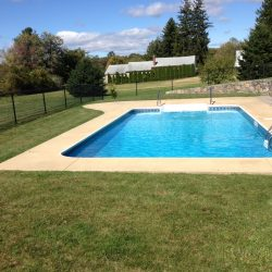 square pool
