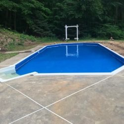 pool renovations complete