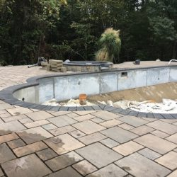 pool renovation process